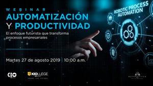 Automatización y productividad