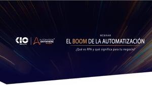 El Boom de la Automatización