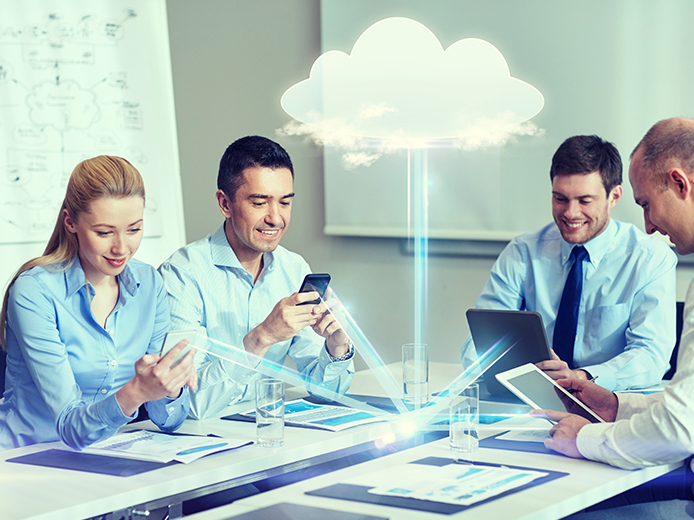 Construcción de aplicaciones basadas en la nube