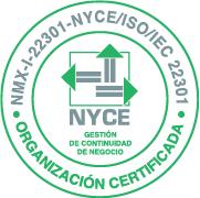 NMX-I-22301-NYCE