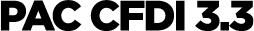 PAC CFDI 3.3