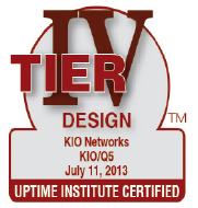 UPTIME INSTITUTE TIER® IV